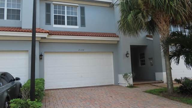 2166 SW Cape Cod Drive, Port Saint Lucie, FL 34953 (#RX-10667127) :: Realty One Group ENGAGE