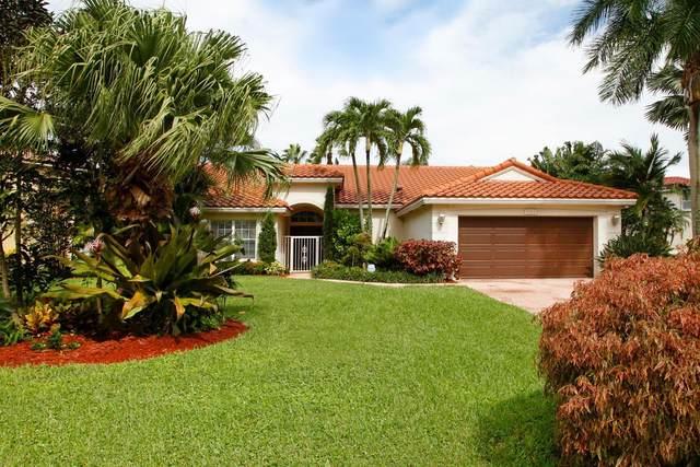 9284 Lake Serena Drive, Boca Raton, FL 33496 (#RX-10667128) :: Realty One Group ENGAGE
