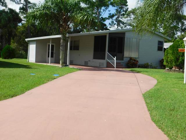 206 Travis Cay Place, Fort Pierce, FL 34982 (#RX-10667133) :: Realty One Group ENGAGE
