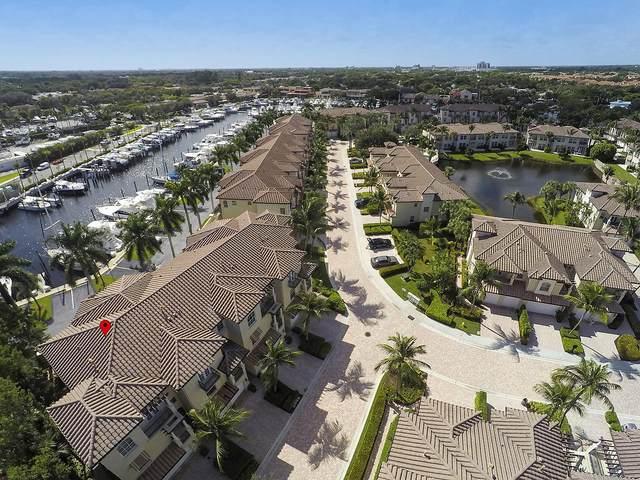 27 Marina Gardens Drive, Palm Beach Gardens, FL 33410 (#RX-10667150) :: Dalton Wade
