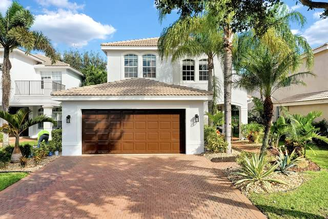 8933 Kettle Drum Terrace, Boynton Beach, FL 33473 (#RX-10667170) :: Realty One Group ENGAGE