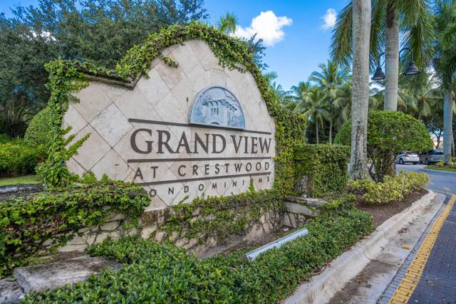 1000 S Crestwood Court #1019, Royal Palm Beach, FL 33411 (MLS #RX-10667181) :: United Realty Group