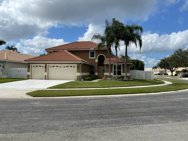6311 Hatteras Club Drive, Lake Worth, FL 33463 (#RX-10667206) :: Dalton Wade