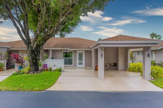 6689 Moonlit Drive, Delray Beach, FL 33446 (#RX-10667235) :: Signature International Real Estate