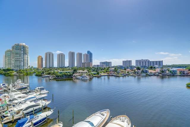 400 Sunny Isles Boulevard #607, Sunny Isles Beach, FL 33160 (#RX-10667252) :: Signature International Real Estate