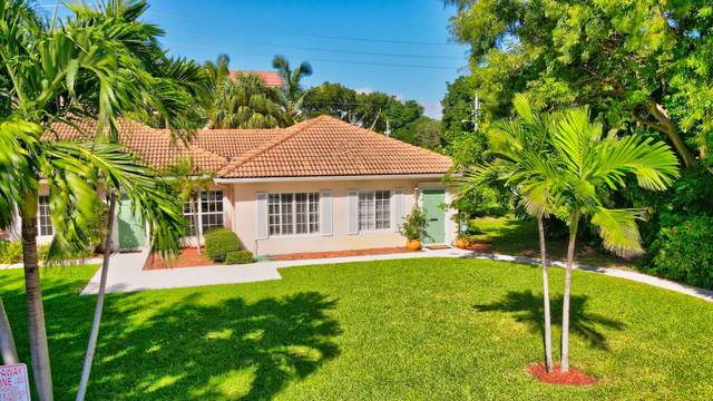 770 E Camino Real Unit 7, Boca Raton, FL 33432 (#RX-10667253) :: Baron Real Estate