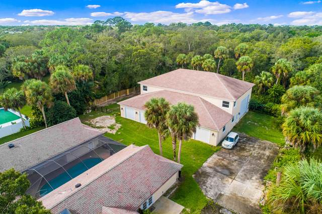 2507 Lazy Hammock Lane, Fort Pierce, FL 34981 (MLS #RX-10667254) :: United Realty Group