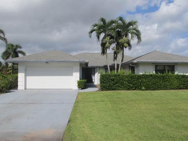 4111 Palo Verde Drive, Boynton Beach, FL 33436 (MLS #RX-10667258) :: Berkshire Hathaway HomeServices EWM Realty