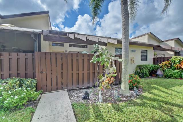 14127 Nesting Way B, Delray Beach, FL 33484 (#RX-10667279) :: Posh Properties