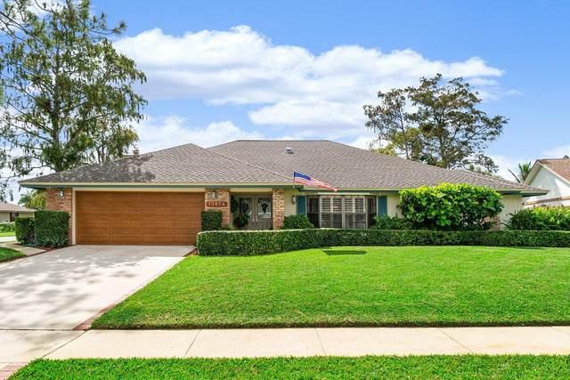 13876 Exotica Lane, Wellington, FL 33414 (MLS #RX-10667280) :: Berkshire Hathaway HomeServices EWM Realty