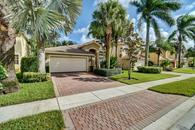 10602 Cocobolo Way, Boynton Beach, FL 33437 (MLS #RX-10667289) :: The Paiz Group