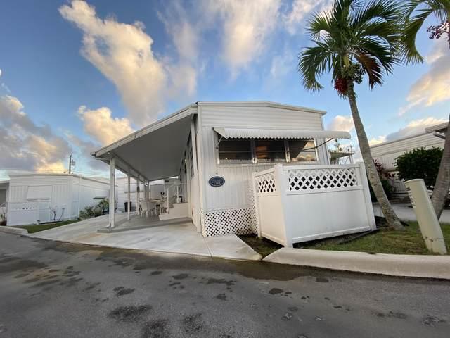 203 Lark Drive L, Briny Breezes, FL 33435 (MLS #RX-10667310) :: Berkshire Hathaway HomeServices EWM Realty