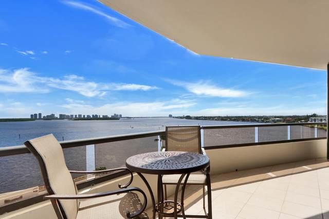 100 Lakeshore Drive #557, North Palm Beach, FL 33408 (MLS #RX-10667320) :: Berkshire Hathaway HomeServices EWM Realty