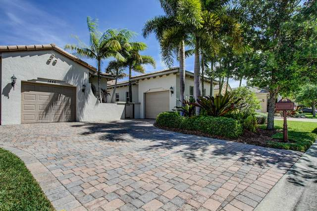 1446 Barlow Court, Palm Beach Gardens, FL 33410 (MLS #RX-10667363) :: United Realty Group