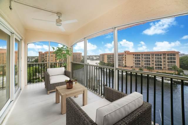 2871 N Ocean Boulevard M540, Boca Raton, FL 33431 (MLS #RX-10667364) :: Berkshire Hathaway HomeServices EWM Realty