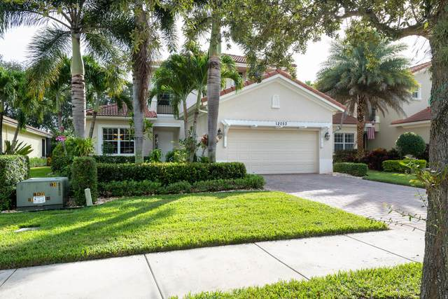 12053 Aviles Circle, Palm Beach Gardens, FL 33418 (MLS #RX-10667387) :: United Realty Group