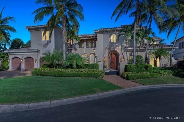 5052 Blue Heron Way, Boca Raton, FL 33431 (MLS #RX-10667399) :: United Realty Group