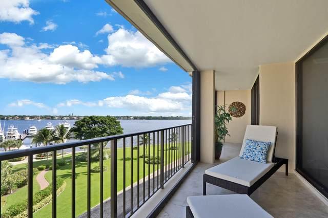 136 Lakeshore Drive #611, North Palm Beach, FL 33408 (MLS #RX-10667416) :: Berkshire Hathaway HomeServices EWM Realty