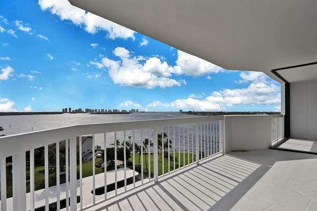 115 Lakeshore Drive #846, North Palm Beach, FL 33408 (MLS #RX-10667427) :: Berkshire Hathaway HomeServices EWM Realty