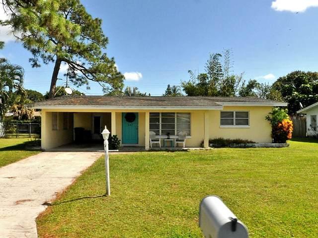 407 Willows Avenue, Port Saint Lucie, FL 34952 (MLS #RX-10667459) :: Laurie Finkelstein Reader Team