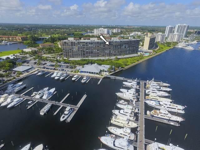 124 Lakeshore Drive #1131, North Palm Beach, FL 33408 (MLS #RX-10667473) :: Berkshire Hathaway HomeServices EWM Realty