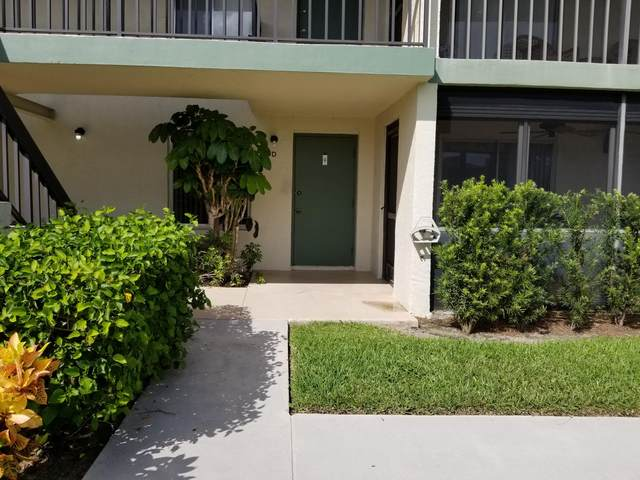 6485 Chasewood Drive D, Jupiter, FL 33458 (MLS #RX-10667506) :: United Realty Group