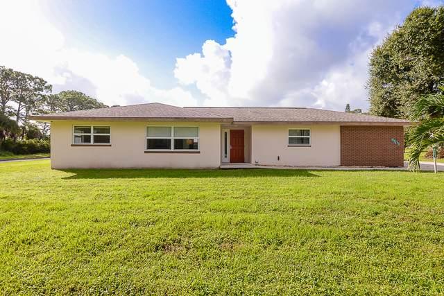 6501 Paso Robles Boulevard, Fort Pierce, FL 34951 (MLS #RX-10667536) :: Laurie Finkelstein Reader Team