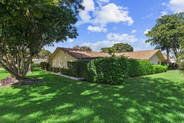 825 NW 29th D Avenue D, Delray Beach, FL 33445 (MLS #RX-10667537) :: Berkshire Hathaway HomeServices EWM Realty