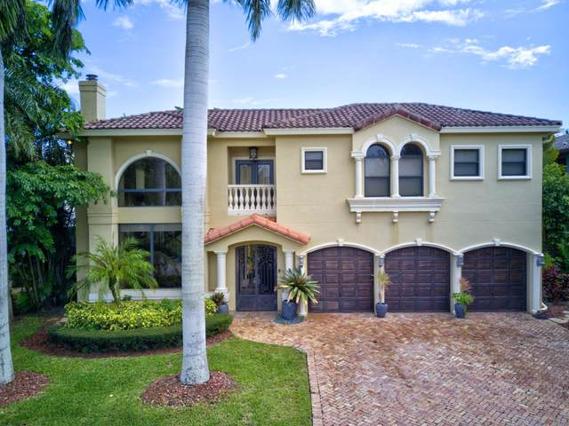 1750 SW 4th Avenue, Boca Raton, FL 33432 (MLS #RX-10667545) :: United Realty Group