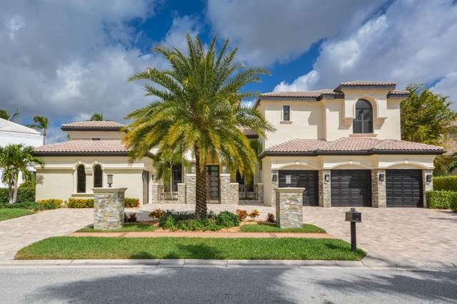7121 Lions Head Lane, Boca Raton, FL 33496 (MLS #RX-10667555) :: Castelli Real Estate Services