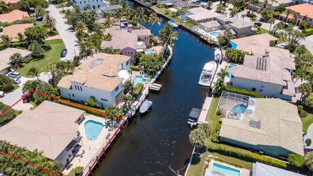 550 Phillips Drive, Boca Raton, FL 33432 (MLS #RX-10667562) :: United Realty Group
