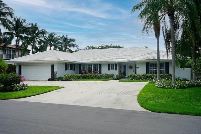 290 Sabal Palm Terrace, Boca Raton, FL 33432 (MLS #RX-10667568) :: United Realty Group