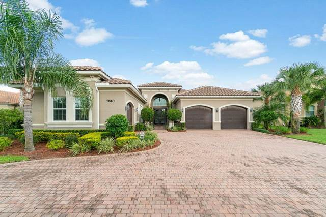 7810 Arbor Crest Way, Palm Beach Gardens, FL 33412 (MLS #RX-10667569) :: United Realty Group