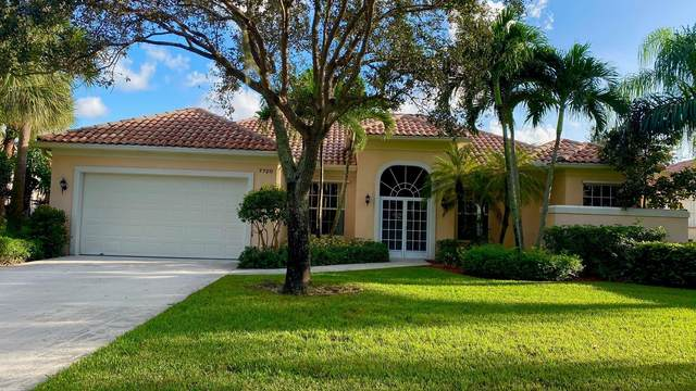 7720 Spring Creek Drive, West Palm Beach, FL 33411 (MLS #RX-10667602) :: United Realty Group