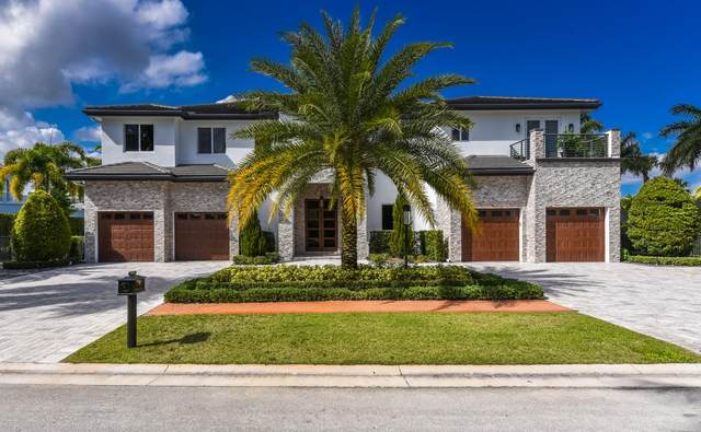 7415 Fenwick Place, Boca Raton, FL 33496 (MLS #RX-10667603) :: United Realty Group