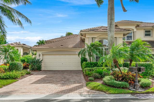 6394 San Michel Way, Delray Beach, FL 33484 (MLS #RX-10667614) :: United Realty Group