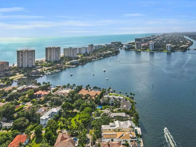 550 S Ocean Boulevard 1406-1408, Boca Raton, FL 33432 (MLS #RX-10667616) :: United Realty Group
