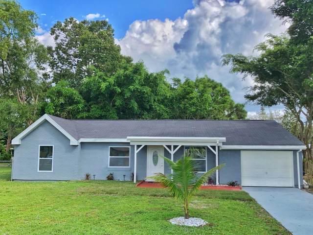 429 SW Bridgeport Drive, Port Saint Lucie, FL 34953 (MLS #RX-10667623) :: Miami Villa Group
