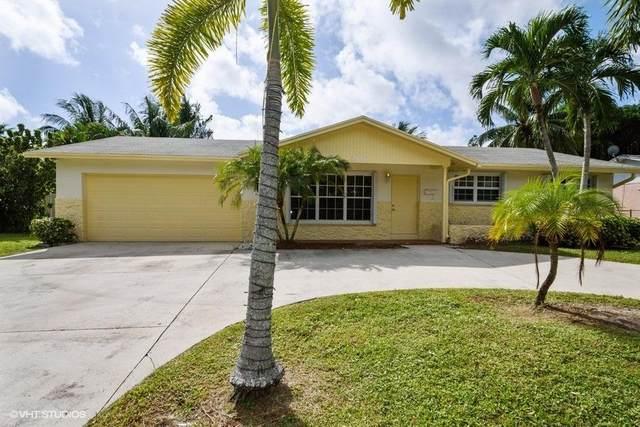2840 Lake Ida Road, Delray Beach, FL 33445 (MLS #RX-10667625) :: Berkshire Hathaway HomeServices EWM Realty