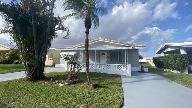 4207 NW 47th Street, Tamarac, FL 33319 (#RX-10667672) :: Michael Kaufman Real Estate