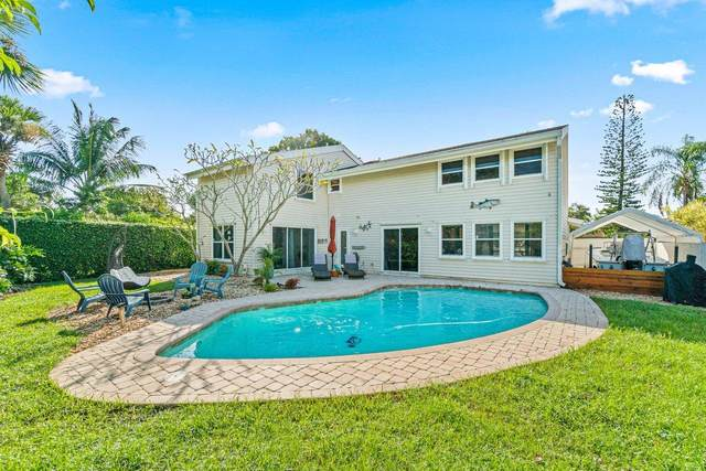 1251 SW 17th Street, Boca Raton, FL 33486 (MLS #RX-10667709) :: Miami Villa Group