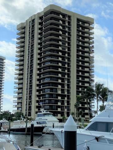 108 Lakeshore Drive #1641, North Palm Beach, FL 33408 (MLS #RX-10667729) :: Dalton Wade Real Estate Group