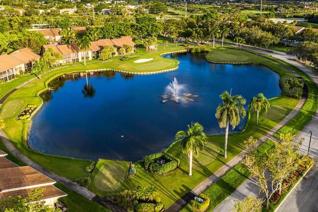 5056 Oak Hill Lane #826, Delray Beach, FL 33484 (MLS #RX-10667737) :: Miami Villa Group