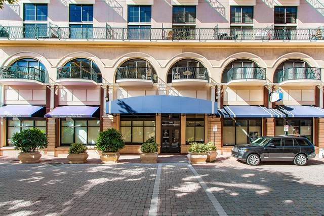 101 N Clematis Street #403, West Palm Beach, FL 33401 (MLS #RX-10667739) :: Miami Villa Group