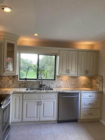 10 Lexington Lane E H, Palm Beach Gardens, FL 33418 (MLS #RX-10667740) :: Dalton Wade Real Estate Group