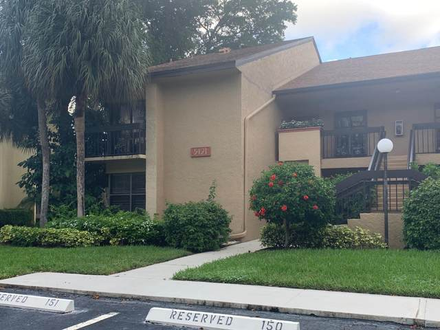 5121 Oak Hill Lane #421, Delray Beach, FL 33484 (MLS #RX-10667745) :: Miami Villa Group