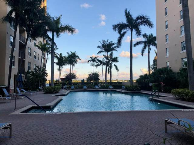 1801 N Flagler Drive #418, West Palm Beach, FL 33407 (#RX-10667746) :: The Power of 2 | Century 21 Tenace Realty