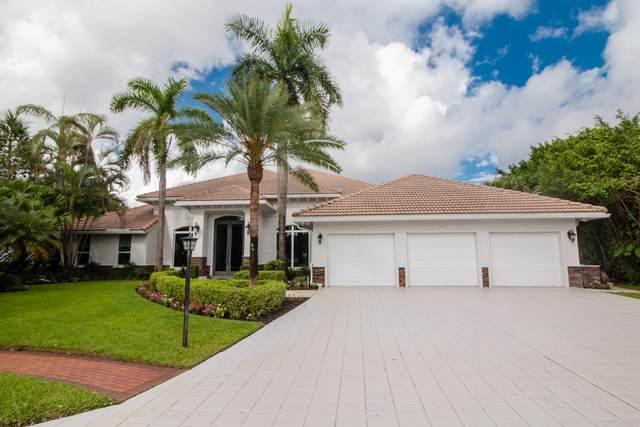7929 Wellwynd Way, Boca Raton, FL 33496 (MLS #RX-10667750) :: Dalton Wade Real Estate Group