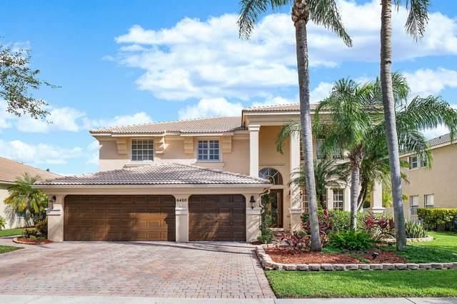 6400 Stonehurst Circle, Lake Worth, FL 33467 (MLS #RX-10667755) :: Miami Villa Group