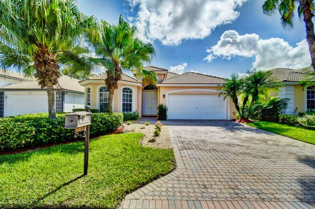 5813 Fountains Drive S, Lake Worth, FL 33467 (MLS #RX-10667795) :: THE BANNON GROUP at RE/MAX CONSULTANTS REALTY I
